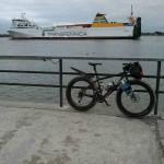 Heimathafen Mariehamn.
